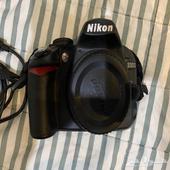 كاميرة Nikon D3100 للبيع (حالة نظيفة جدا جدا)