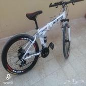 دراجة هوائية قابله للطي