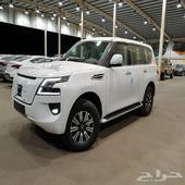نيسان باترول 2021 SE2 سعودي