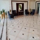 للايجار في دبي شقه غرفتين وصاله