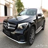 مرسيدس(GLC250)2018 تشيكات وكاله SUV نظيف 3 ازرار بدي وكاله