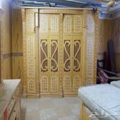 غرفة نوم مصري لوجه الله