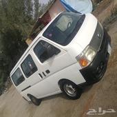 باص اورفان موديل 2008بنزين السعر15الف