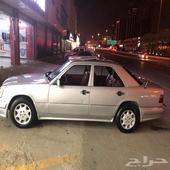 الرياض - السيارة  مرسيدس - E