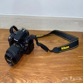 كاميرا نيكون Nikon D5200 مستعملة