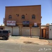 محل للايجار بالقرب من قصر الرمادي حي الخزامى