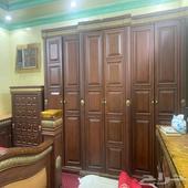 غرفه نوم و مجلس مجان  للمحتاج
