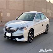 هوندا اكورد 2017 سعودي نص فل