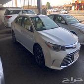 تويوتا افالون 2017 XLE سعودي عبد الطيف جميل ابيض