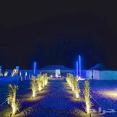 مخيم لوريا للايجار في بويب الرياض