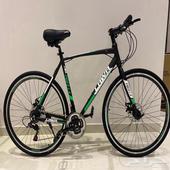 دراجة هوائية هجين مقاس 29