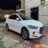 للبيع سيارة هواندي الانتراء 2018 فل الفل