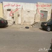 بيت شعبي للايجار بحي بريمان