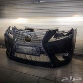 صدام الوكالة لكزس is350 cc 2016