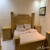 غرفة نوم كبيرة كاملة