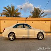 مرسيدس S500 جفالي 2011