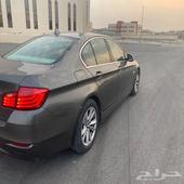 بي ام دبيلو الفئة الخامسة 2014 ممشى 180 الف BMW 520