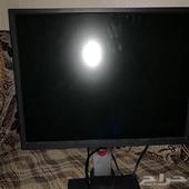 للبيع جهاز PC وشاشة بمواصفات عاليه