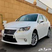 لكزس 2013 ES 350 سعودي نظيف