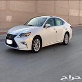 لكزس 350 ES فل 2016 سعودي