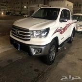 هايلكس فل كامل سعودي بصمة 2016
