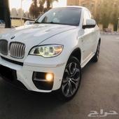 للنستخدم BMW x6 2014