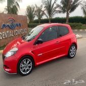 للبيع رينو كليو سبورت RS موديل 2012م بدي وكالة