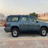 تاهو 2009 XL سعودي الجميح 8 مسمار نظيف