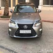 لكزس Es 250 مديل2018 سعودي