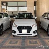 للبيع هونداي اكسنت 2019 سعودي