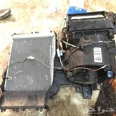 قطع افالون 2005 الي 2011 ثلاجه مكيف كامله مع المراوح
