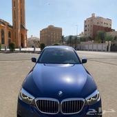 BMW 520 ممشى 5000