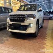 تويوتا لاندكروزر GXR3 جراند تورنق بنزين جديد 2021