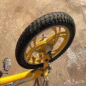 دراجه كوبرا مقاس 16 حديد سميك