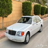 مرسيدس S600 1994 مخزن