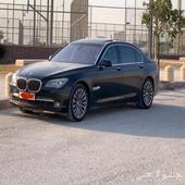 BMW 750li 2012 للبيع