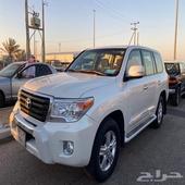 لاندكروزر 2014 سعودي GX-R