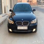 BMW E60 2008 523i بي ام دبليو 6سلندر