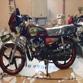 دراجة نارية سي سي ماركة
