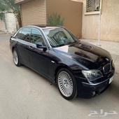 BMW 740 li. 2008