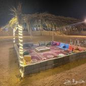 مخيم شيوخ الخليج للايجار اليومي الثمامة
