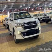 تويوتا   لاندكروزر VX-R1 بنزين سعودي جديد 2021