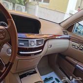 مرسيدس 2008 فئه S600