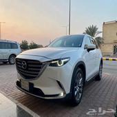 مازدا CX9 2019 سعودي فل كامل