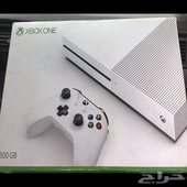 اكس بوكس ون اس شبه جديد Xbox one s 500GB