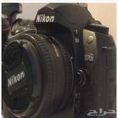 كاميرا نيكون D70s للبيع الفوري