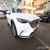 مازدا CX9 فل كامل موديل 2020 (سعودي)
