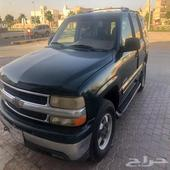 CHEVROLET TAHOE MODEL 2001