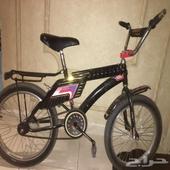 دراجة رامبو مقاس 20 للبيع 100  نظيفة