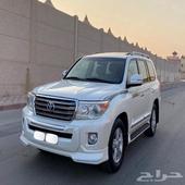 تويوتا لاندكروزر 2012 VXR سعودي